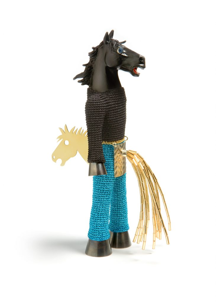 """Felieke van der Leest   """"crazy Horse"""" 2010"""